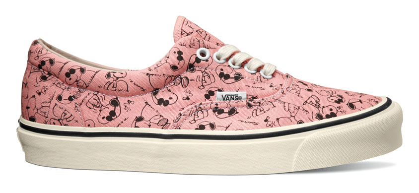 Peanuts x Vans Vault Collection - Era LX Snoopy Peaches & Cream