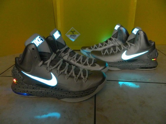 Nike KD V 5 'MAG' by kenny23forever