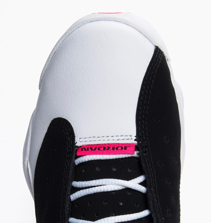 sports shoes 8732d 870f0 Air Jordan 13s in Black, Hyper Pink, and White   Sole Collector