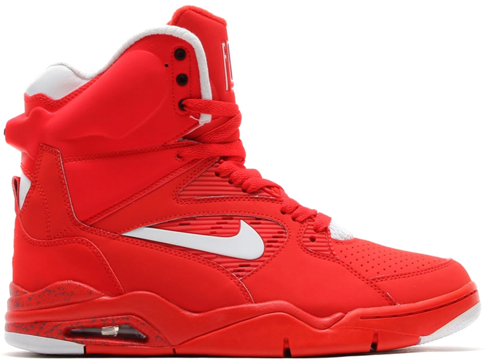 Nike Air Command Force University Red/White-Black-Wolf Grey