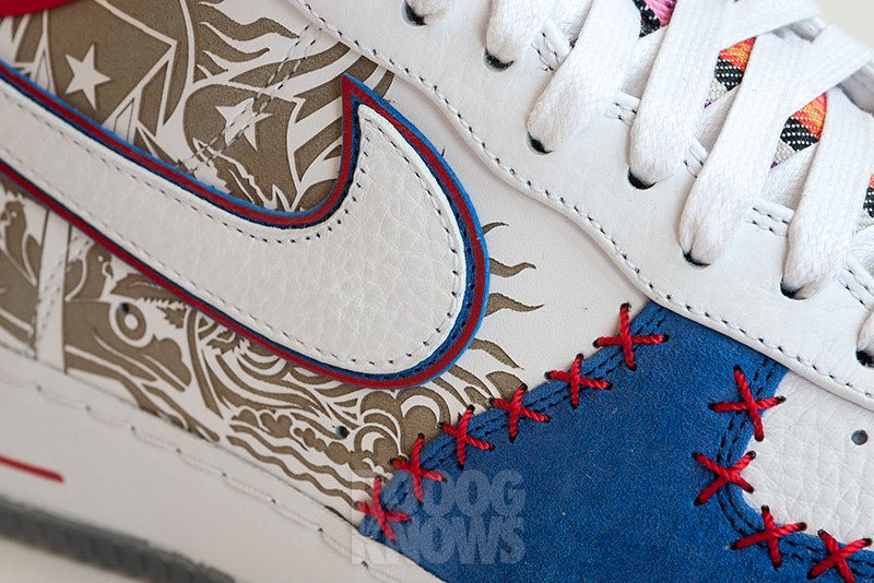 Nike Air Force 1 Low Puerto Rico 2013 Sample (9)