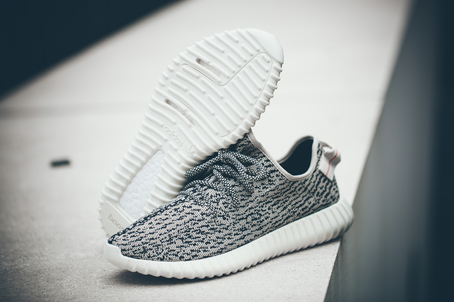 Adidas Yeezy 550 Boost 'SPLY 350' On Feet !!