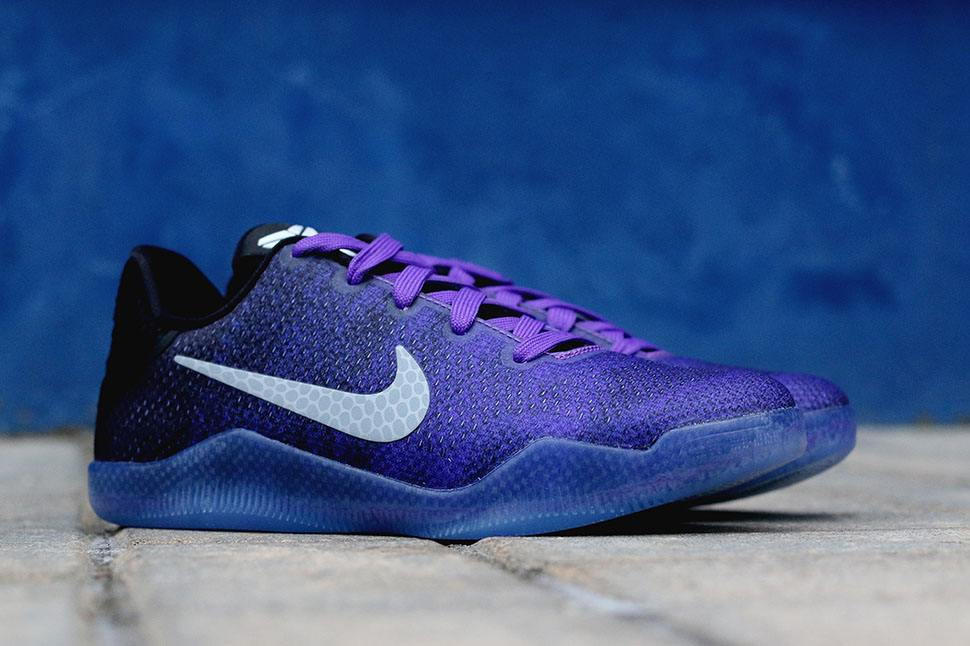 Nike Kobe 11 GS Purple (1)