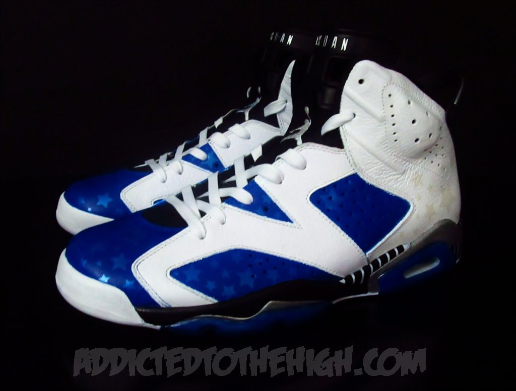 air jordan 6 orlando magic