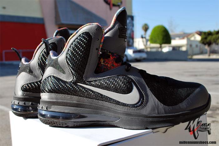 wholesale dealer c5b3d 664ef Nike LeBron 9 - Black History Month - New Images