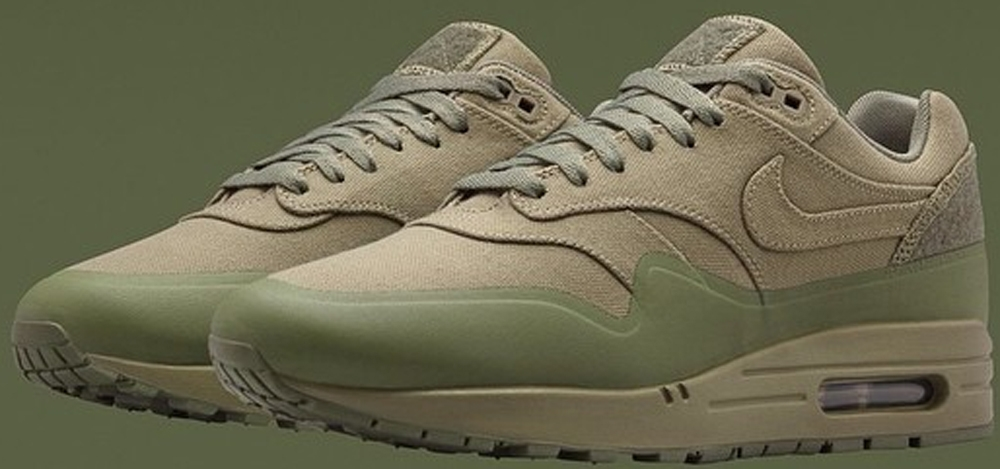 Nike Air Max 1 V SP Steel Green/Steel Green
