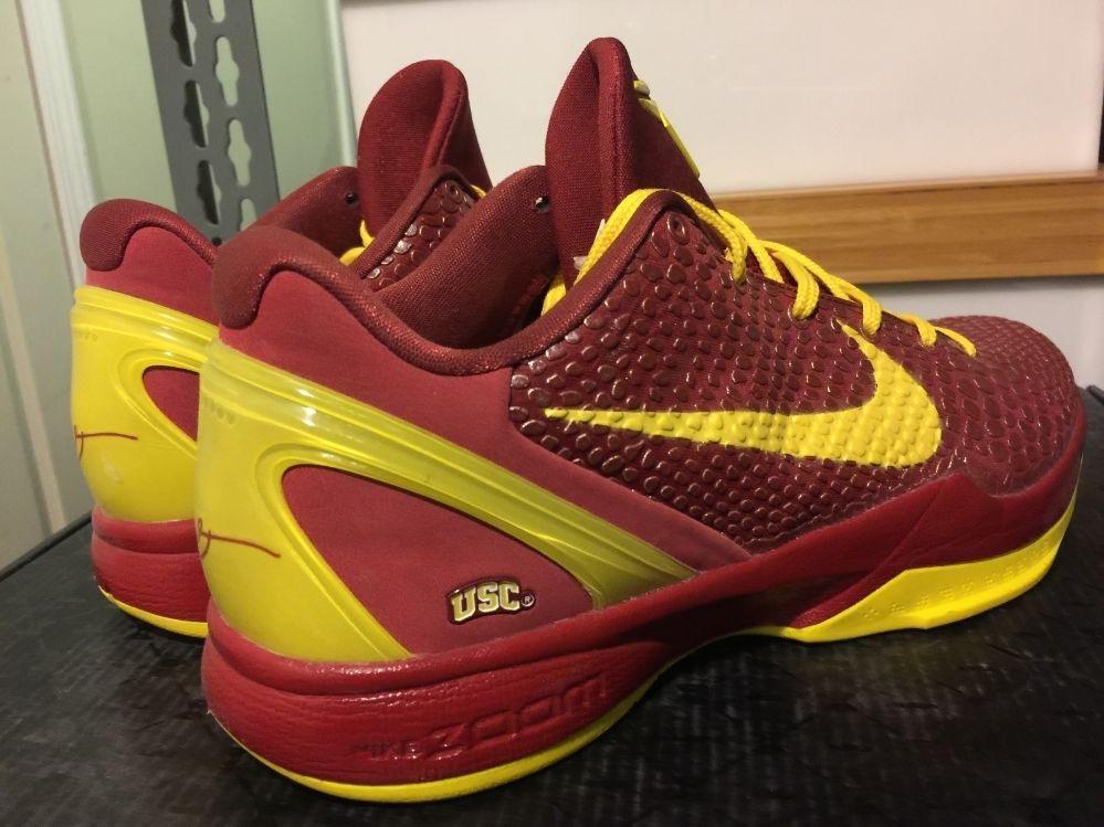 Remember When USC Got Nike Kobe Exclusives?