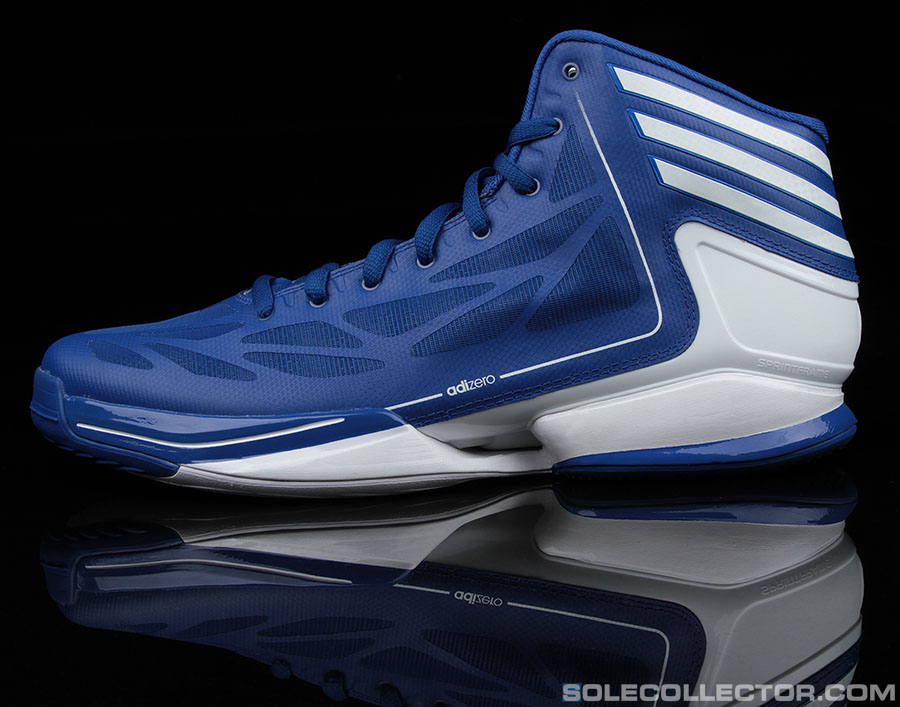 Awesome Adidas AdiZero Crazy Light 2 Jrue Holiday PE Player Exclusive Blue (1) Idea