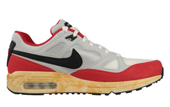 competitive price d0308 6d3bd Nike Air Max Span VNTG