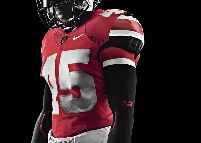hot sale online cee66 b3e0f Ohio State Unveils New Nike Football Uniforms | Sole Collector