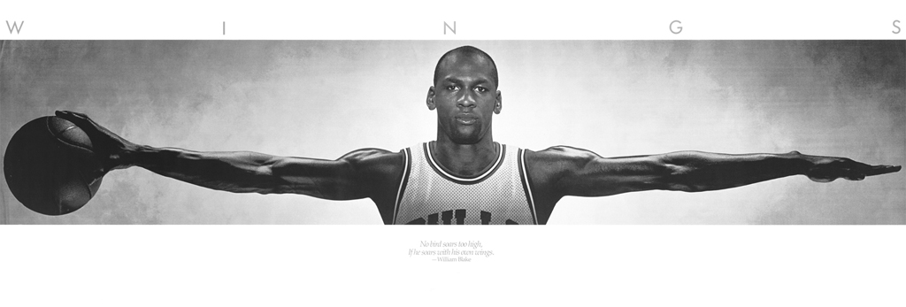 The 30 Best Michael Jordan Nike Posters of All-Time : Sole ...