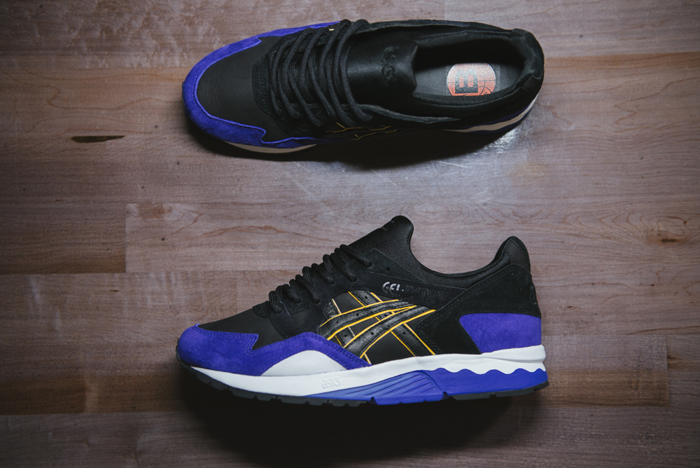A First Look at the BAIT x Asics Gel Lyte V 'Splash City