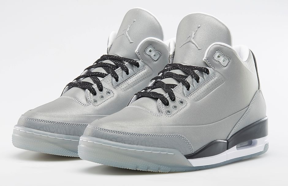 Air Jordan 5LAB3 Reflective Silver