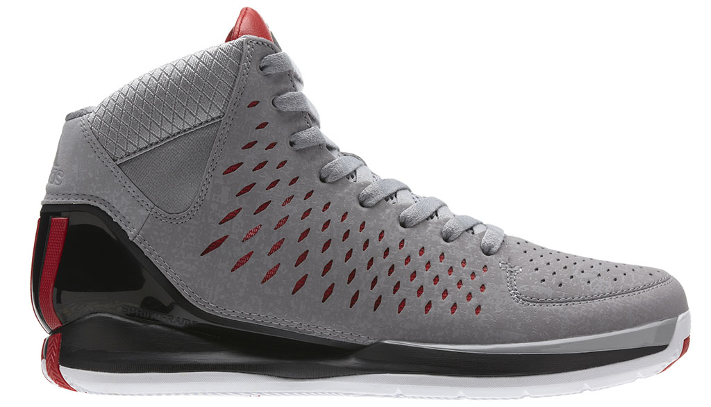 adidas D Rose 3 Aluminum Black Light Scarlet G48810 (3)