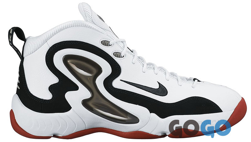 Nike Air Hawk Flight White/Black-Red