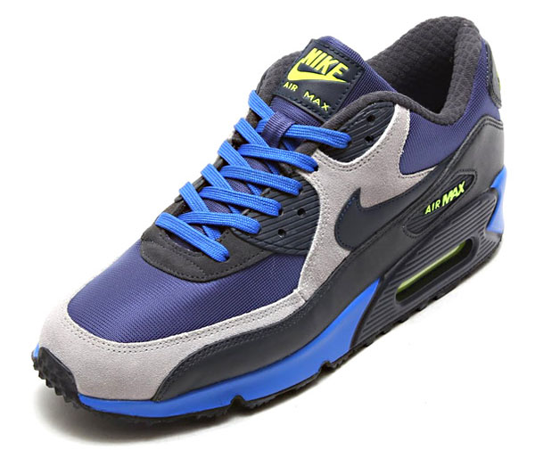 Nike Air Max 90 Winter PRM 'Blue Recall'   Sole Collector