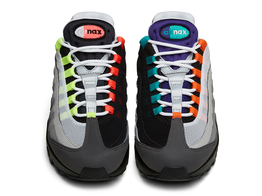 Nike Air Max 95 Premium Multi-color