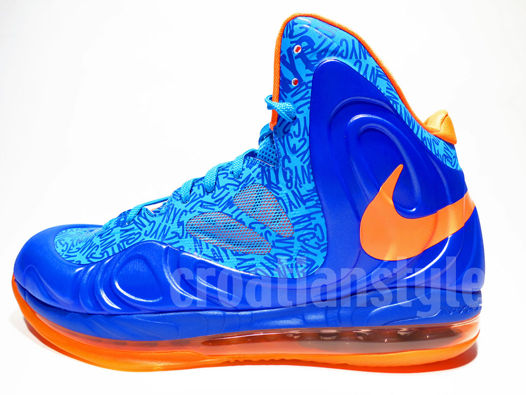 Nike Air Max Hyperposite NYC Battle of the Boroughs (2)