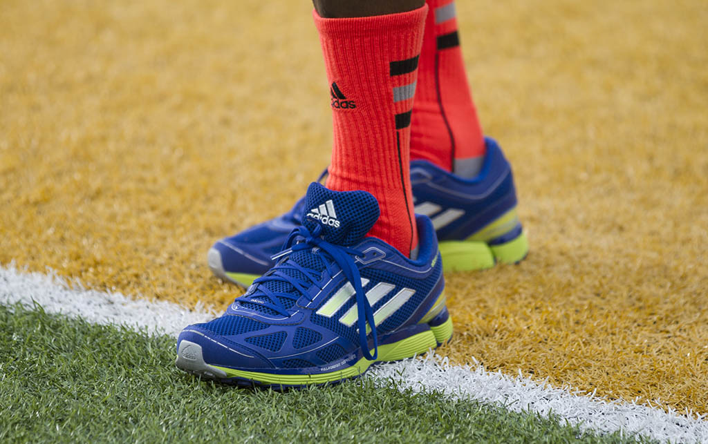 adidas Launches adiZero Sonic 3 with Robert Griffin III (3)