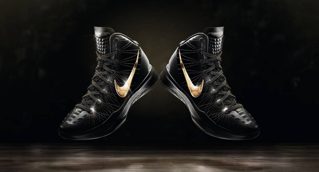 Nike Zoom Hyperdunk 2011 Elite Away Black Metallic Gold 511369-001 (1)