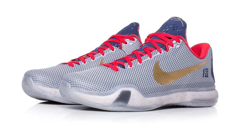 Nike Kobe X (GS) Boys Basketball Shoes Basketball