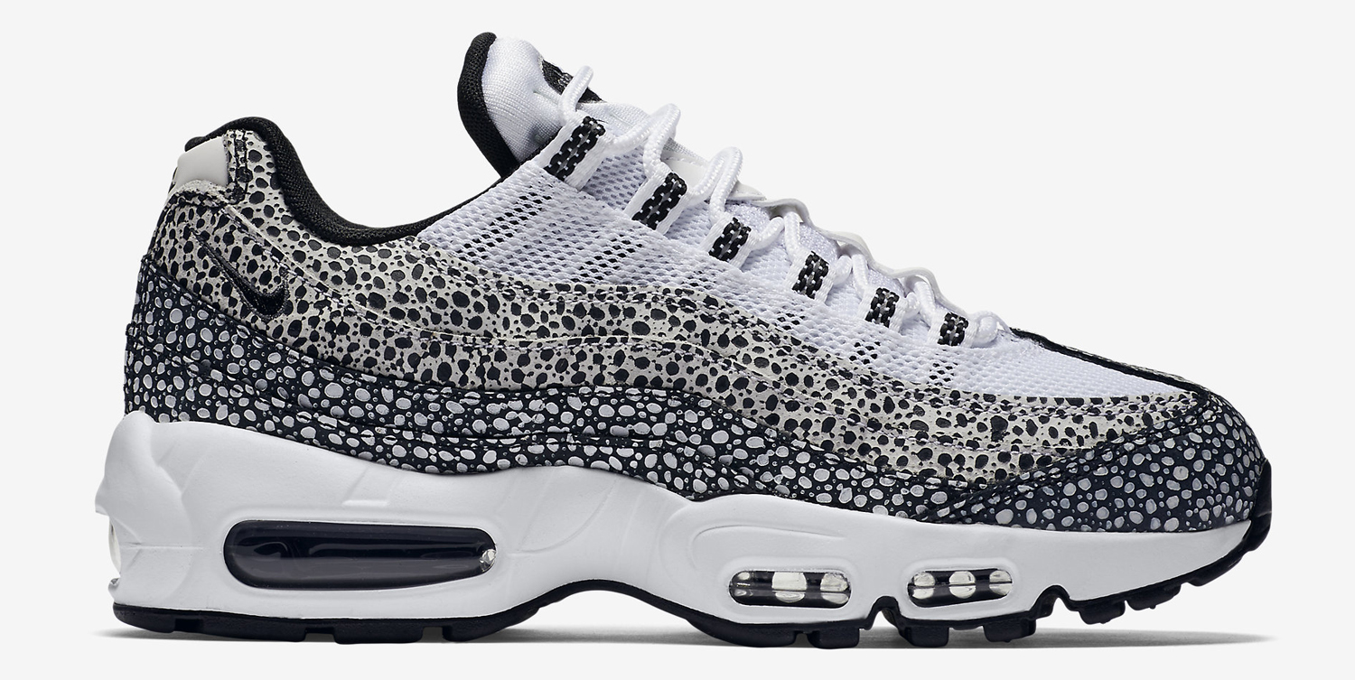 detailed look 7d3a0 0c6b5 Find this women s Nike Air Max 95 safari release now at retailers like Size