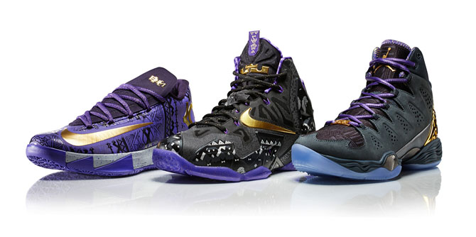info for 28e7d 2de16 A Timeline of Nike Black History Month Shoes   Sole Collector