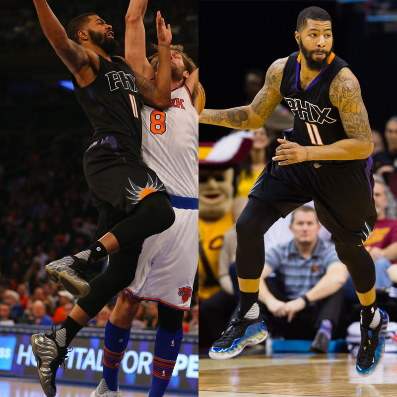 #SoleWatch NBA Power Ranking for January 31: Markieff Morris