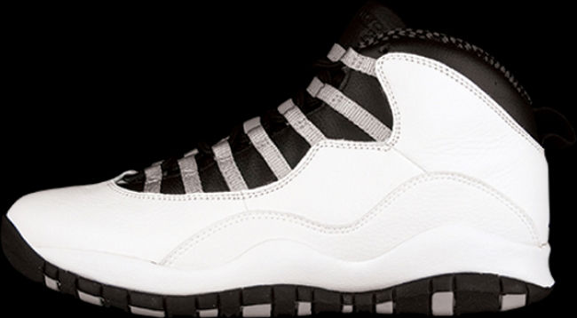 Air Jordan X 10 Retro Steel 2013 Release Date 310805-103