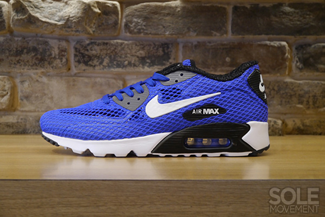 nike air max 90 ultra br blue