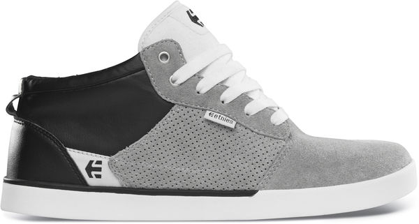 etnies Jefferson Mid Spring 2013 Grey Black