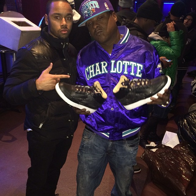 Jadakiss Picks Up Nike Air Python Lux