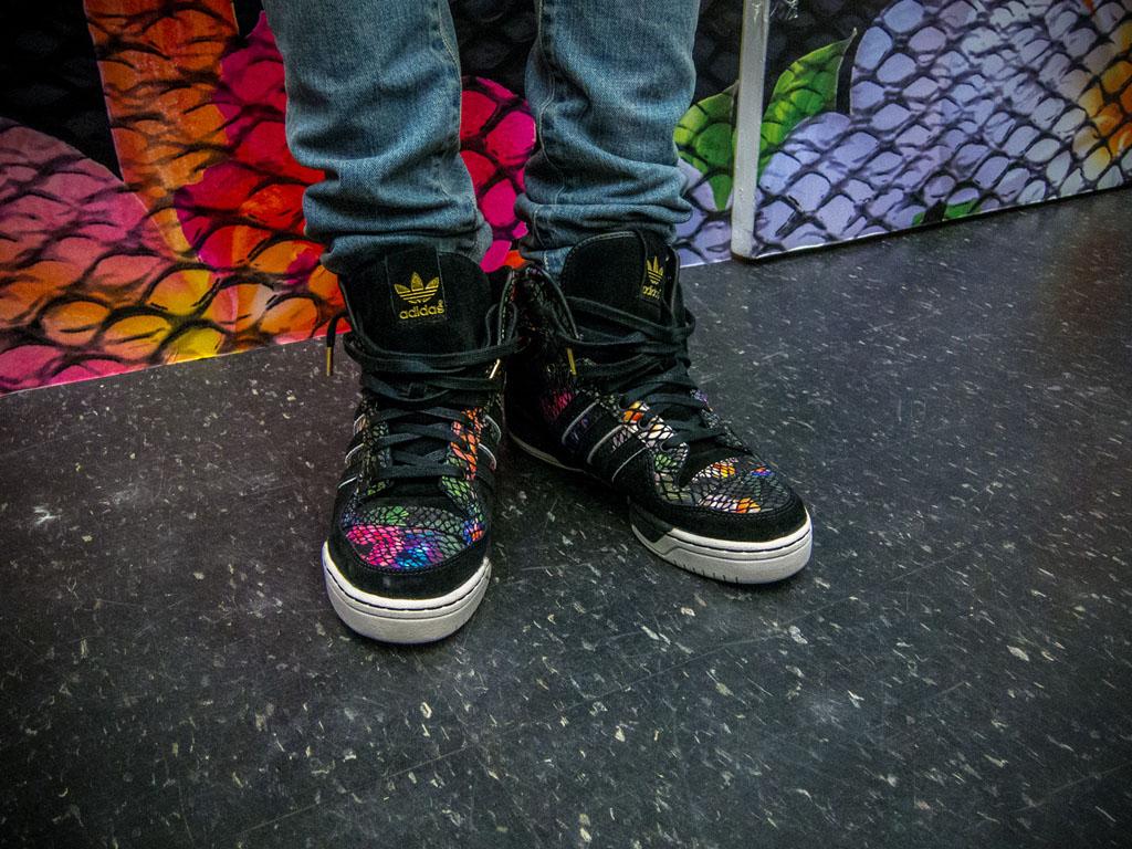 finest selection 60e81 465e1 Big Sean x adidas Originals Metro Attitude Launch at KITH (8)