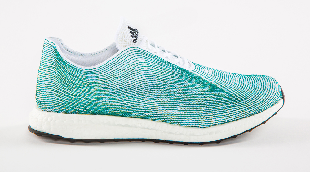 9fc3273513b52 How adidas Plans to Save the Ocean Through Sneakers. Inside the recycled  adidas Ultra ...