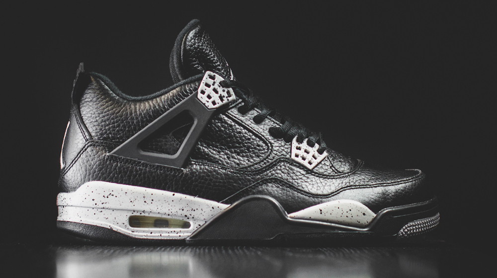 new concept 97a8f e8ccf Find out when you can pick up the 'Oreo' Air Jordan 4 Retro from Nike Store.