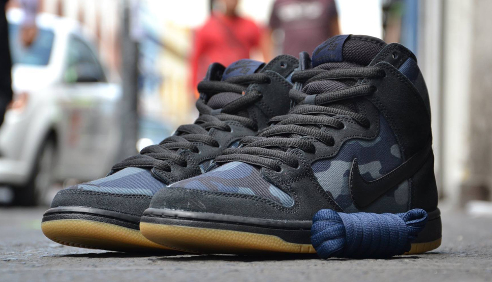 pretty nice d262d 3bd09 Brian Anderson Echoes on This Nike SB Dunk