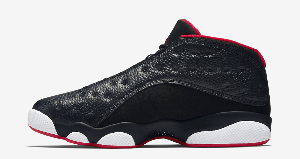 You Can t Buy the  Bred  Air Jordan 13 Low on Nikestore This Weekend ... 75a89e17f
