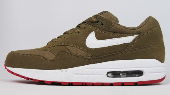 4a0bc9f05cf Color: Brown Kelp/White. via 21 Mercer. Tags. ○ Nike Air Max 1. Popular in  the Community