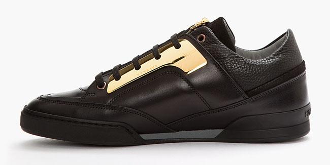 Versace Sneakers Jordans Versace Black L...