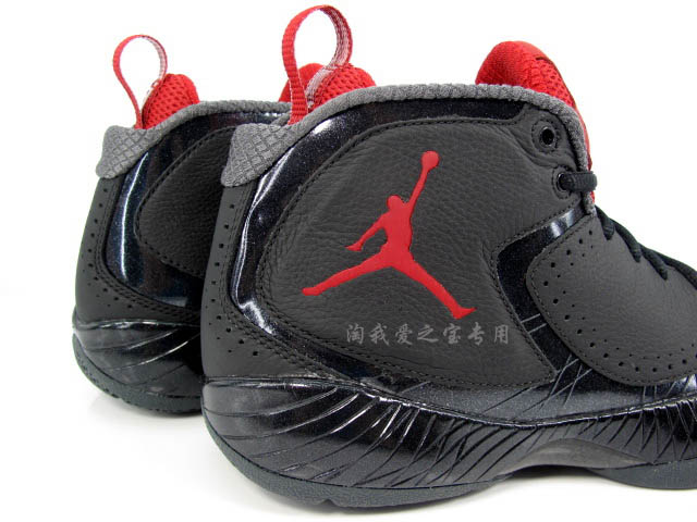 Air Jordan 2012 Black Red Grey 508318-010 (7)