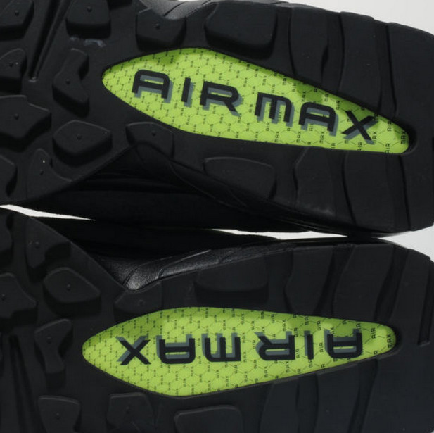Nike Air Max 93 size? Exclusive in Grey Volt outsole