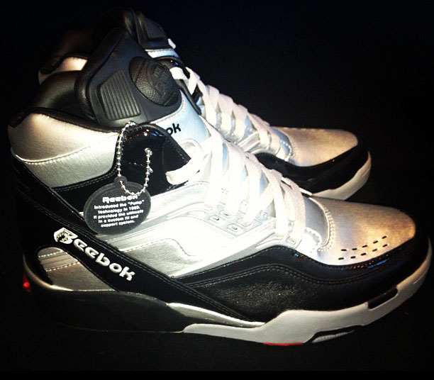 Reebok Twilight Zone Pump Ruff Ryders