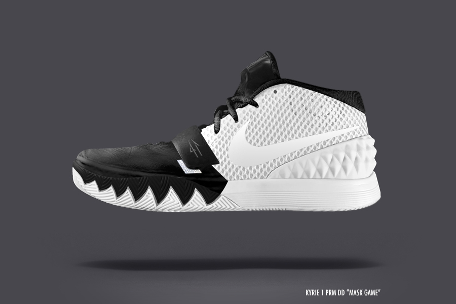 743256f6ec1c ... store do these nike kyrie 1 creations top the retail pairs to release  so far a7b60