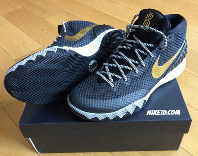 the best attitude 3a7e4 6aef4 30 Awesome NIKEiD Kyrie 1 Designs on Instagram (28)