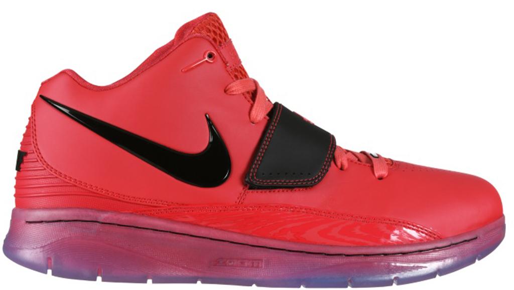 cheap for discount c0245 e5a3e Nike KD II  All-Star  386423-600 Daring Red Black-White