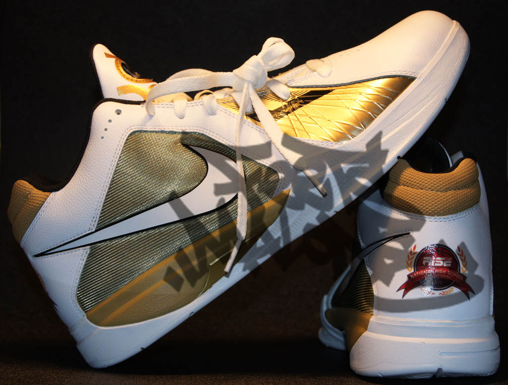 reputable site 48025 48fd9 Nike Zoom KD III ESPN RISE John Carroll