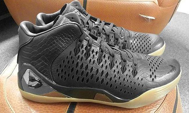 Release Date: Nike Kobe 9 Mid EXT