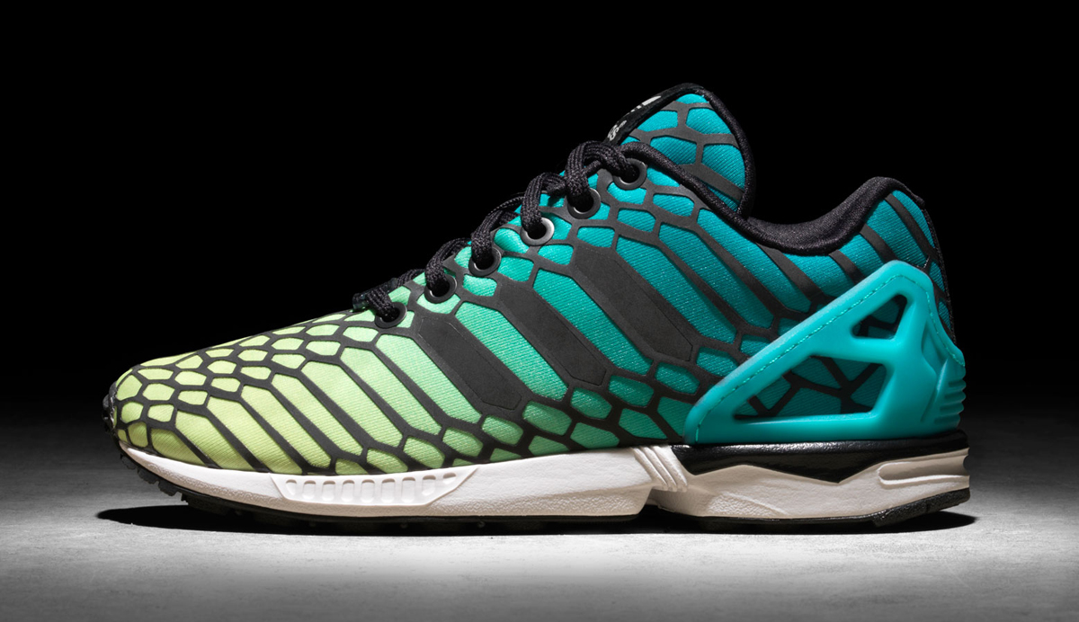 The adidas ZX Flux Red Space Is Out Of Sight!