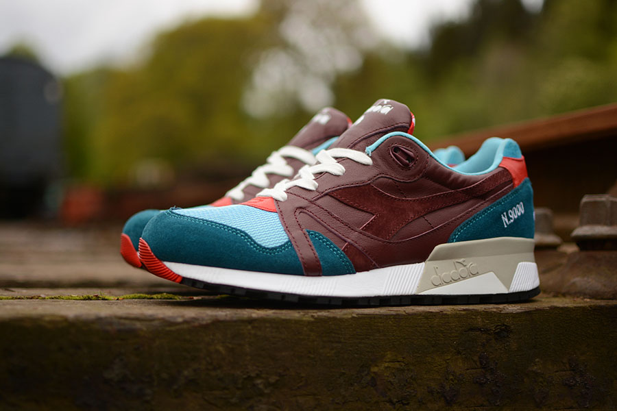 10 of the Most Slept-On Running Sneakers - Diadora N9000