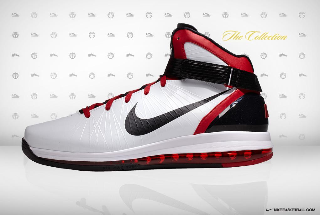 pretty nice 23802 2a0c4 Nike Air Max Hyperdunk 2010 Carlos Boozer Home PE ...